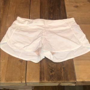 Immaculate condition! Lululemon Shorts Sz 4
